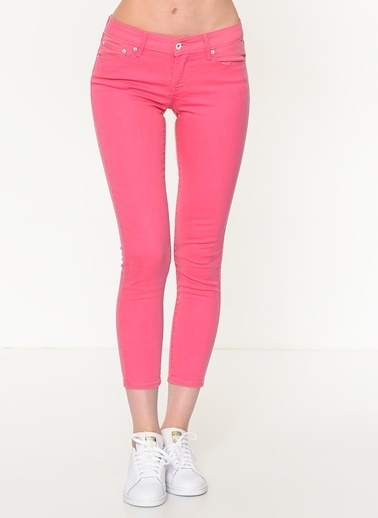 Levi's® Jean Pantolon | Skinny Pembe